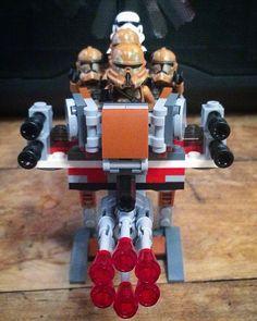 Stormtrooper  Clonetrooper star wars Lego