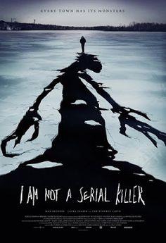 TERROR EN EL CINE. : I AM NOT A SERIAL KILLER. (CLIPS 2016)