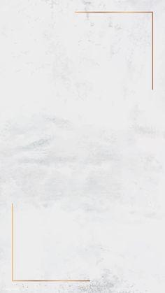 Gold frame on white mobile phone wallpaper vector Pastel Background Wallpapers, Gold Wallpaper Background, Framed Wallpaper, White Wallpaper, Pastel Wallpaper, Wallpaper Backgrounds, Black Marble Background, Pink Glitter Background, Blog Backgrounds