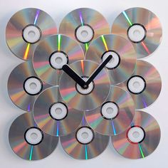 что можно сделать из компакт-дисков