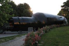 A Quinta da Boeira inaugurou recentemente a maior garrafa do mundo e que faz parte do projeto Boeira – Portugal in a Bottle. A garrafa com 32 metros de comprimento e 9,5 metros de diâmetro vai ter, no seu interior, provas de vinhos e projeção de filmes ligados às regiões vinhateiras.