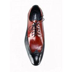 Pánske kožené spoločenské topánky čierno červené PT161 - manozo.hu Men Dress, Dress Shoes, Oxford Shoes, Lace Up, Fashion, Moda, Fashion Styles, Fashion Illustrations, Professional Shoes