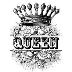 Okay so this is a Queen tattoo. Flowers and beautiful crown fit you to a tee! Quote Coloring Pages, Printable Adult Coloring Pages, Coloring Books, Queen Drawing, Crown Drawing, Coroa Tattoo, Tattoo Drawings, Art Drawings, Tattoo Painting