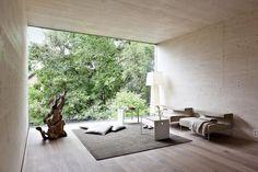 [주택] 푸른 자연을 담은 아늑한 친환경 주택 : 네이버 포스트
