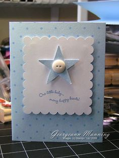 Stampin' Everything!: Easy does it!