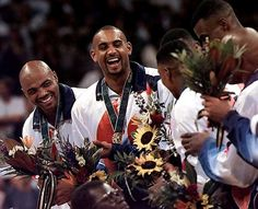 1996 Summer Olympics - NBA Dream Team wins the Gold Medal