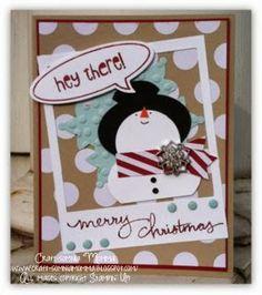 Craft-somnia: Framelits Friday Frosty