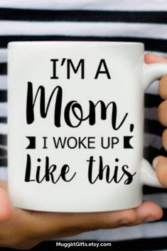 Mothers Day Mug, Gift idea for mom