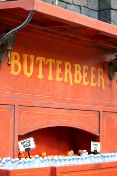 You can't go to Universal Orlando without trying Butterbeer! Which is your favorite... plain or frozen?