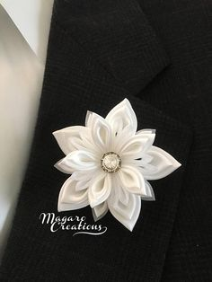 Wedding boutonniereMens flowerboutonnierehandmade