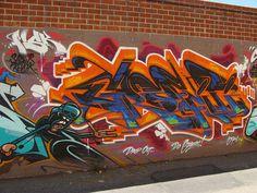 Graffiti by Rime MSK | Flickr - Photo Sharing!