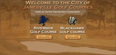 City of Janesville WI Golf Courses Janesville Wisconsin, Michael Collins, Travel Information, Golf Courses, Food Ideas, Entertaining, City, Cities, Funny