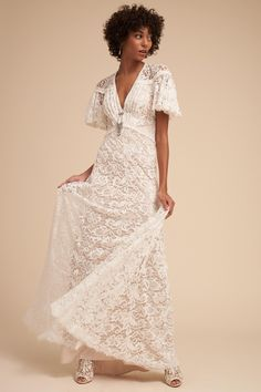 Copeland Gown from @BHLDN