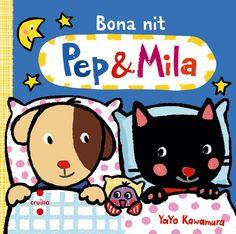 Bona nit Pep & Mila / Yayo Kawamura I* Kaw NOVETAT FEBRER 2016