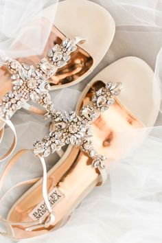21 Pretty Nude Wedding Shoes To Wear With Any Dress Sand Nude Wedding Shoes Sandals With Rhinestones Bling Badgley Mischka ❤ See More: www. Outdoor Wedding Shoes, Boho Wedding Shoes, Bridal Shoes, Wedding Bride, Small Heel Wedding Shoes, Bridal Footwear, Sandals Wedding, Wedding Pumps, Bridal Sandals