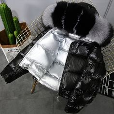 Enjoy exclusive for 2019 Winter Down Jacket Women Hat Ultra Light Duck Pure Down Warm Coat online - Chicfashiontrendy Faux Fur Collar Coat, Fur Collars, Duck Down Jacket, White Ducks, Winter Jackets Women, Down Coat, Warm Coat, Hats For Women, Women Hat