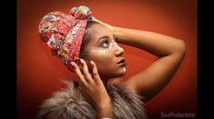 Brianna Price Photo Shoot (Black History Month Style)