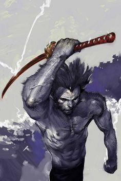 Wolverine: X-Man, Avenger, Weapon X, Samurai. Marvel Wolverine, Marvel Comics, Anime Comics, Comics Und Cartoons, Dc Anime, Logan Wolverine, Marvel Art, Anime Art, Wolverine Cartoon
