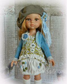 Одежда для кукол Паола Рейна – 88 фотографий