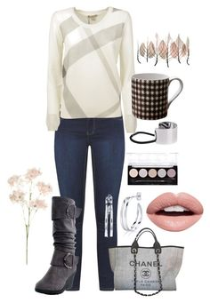 Untitled #173 by skylovessave on Polyvore featuring polyvore fashion style Burberry Dorothy Perkins Chanel Silver Treasures Witchery Nevermind L.A. Colors Artistica William Edwards clothing