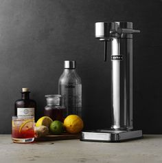 The Aarke Sparkling Water Maker