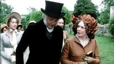"""""""My dear Mr Bennet, have you heard that Netherfield Park is let at last?"""" - 'pride and prejudice' bbc 1995"""