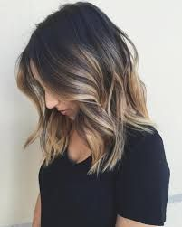 Image result for chocolate and blonde balayage