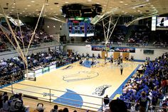 Lantz Arena, Eastern Illinois University