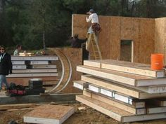 SIP (Structural Insulated Panels)