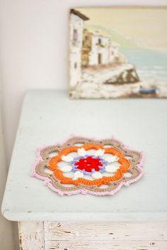 crochet / doily