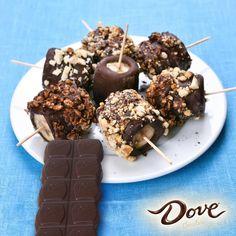 Dove Chocolate Mexico - Prueba un postre diferente y delicioso.