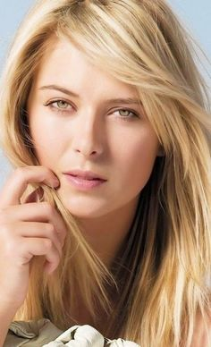 Maria Sharapova Beautiful Face Pictures and Ideas on Weric Most Beautiful Faces, Beautiful Celebrities, Beautiful Eyes, Girl Face, Woman Face, Maria Sharapova Hot, Sharapova Tennis, Maria Sarapova, Belle Silhouette