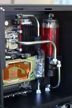 OCN Water Cooling Club And Picture Gallery