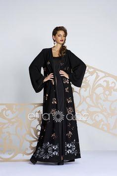 cut out abaya by Effa