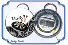 Flaschenöffner/Geschenkdose  Dart von Jasuki auf DaWanda.com
