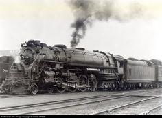 northern+pacific+railroad+maps | RailPictures.Net Photo: Timken 1111 Northern Pacific Railway Steam 4-8 ...