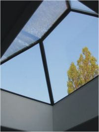 Contemporary Rooflights & Glass Skylights
