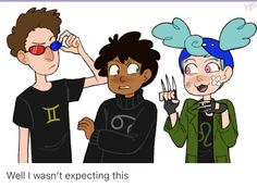 I never knew I needed a camp camp crossover with homestuck until now