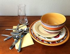 Does your table setting make a great first Impression?  http://www.candacesmithetiquette.com/table-setting-etiquette.html