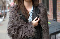 @Courtney Williams - the fur