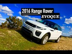 We road test the Range Rover Evoque on and off road.