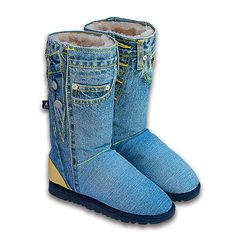 ugg boots jeans