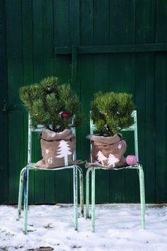 <3!!! from the christmas book:  homemade winter magic by katja graumann
