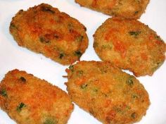 vegetable_cutlets - since we do not have GF Matzoh meal, this won't be KLP and I would prefer it with breadcrumbs.