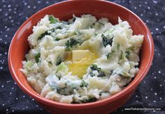 Colcannon – A Traditional