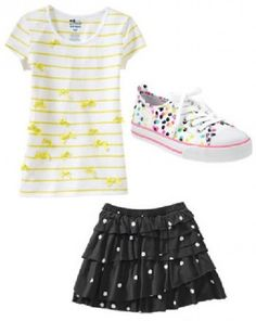 """Love this look? Click """"repin,"""" and you could win an Old Navy gift card or a prize pack given out daily. It's the """"Back to School Specials Pin to Win"""" contest! #BacktoSchoolSpecials    Then, share the link to your pin: http://oldnavy.promo.eprize.com/pintowin/"""