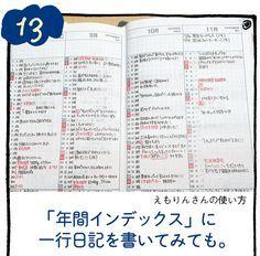 ちょっとしたコツから高度なテクニックまで、さまざまな手帳の使い方ヒントをご紹介します! Journal Diary, My Journal, Journal Notebook, Note Taking Tips, Note Memo, Bullet Journal Notes, Diary Planner, How To Make Notes, Study Tips