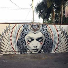 Street Art by Chris Saunders #streetartists