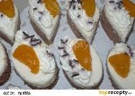 Semifreda recept - TopRecepty.cz Sushi, Cheesecake, Eggs, Pudding, Breakfast, Ethnic Recipes, Food, Advent, Morning Coffee