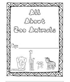 Zoo Animals Journal